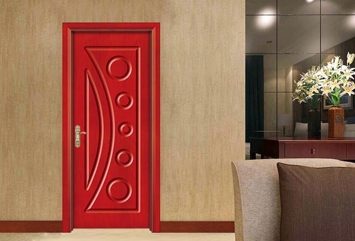 隔音卧室门