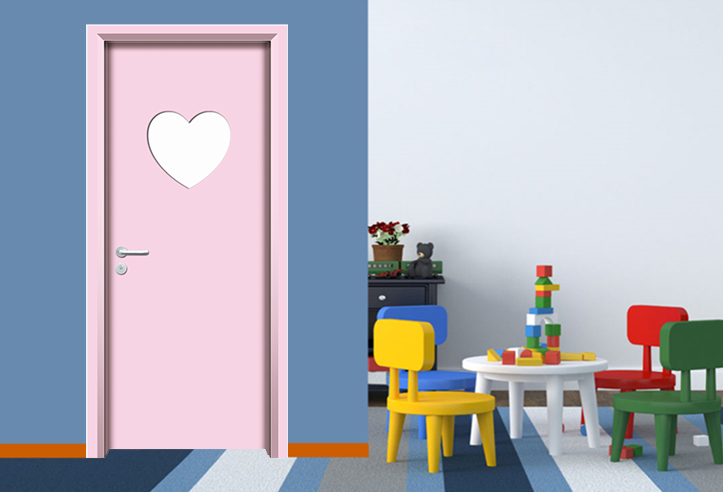 幼儿园室内门