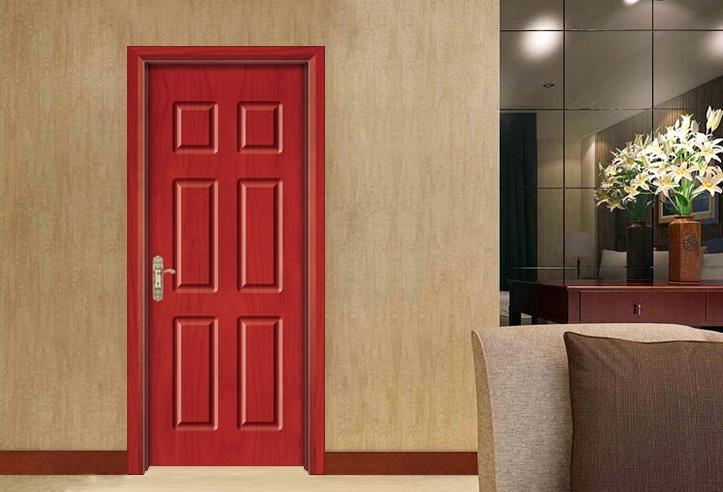 浮雕复合烤漆门