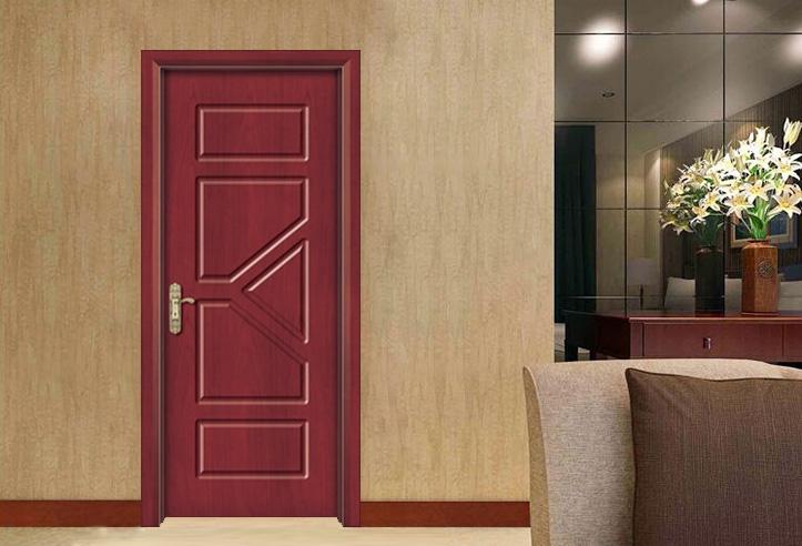 中式复合烤漆门