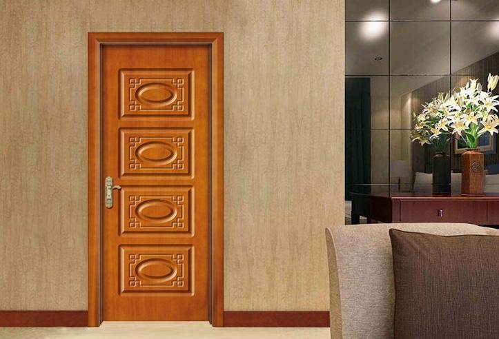 环保烤漆门