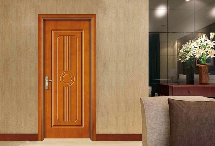 简约烤漆门