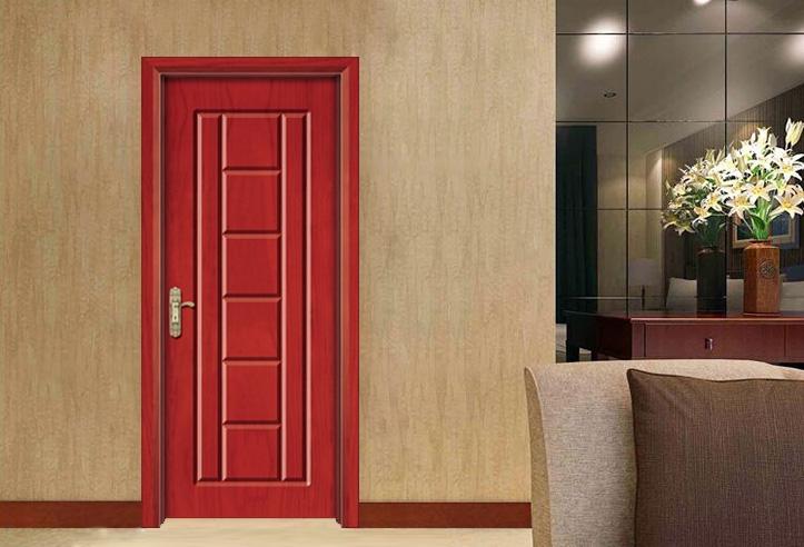 高档烤漆木门