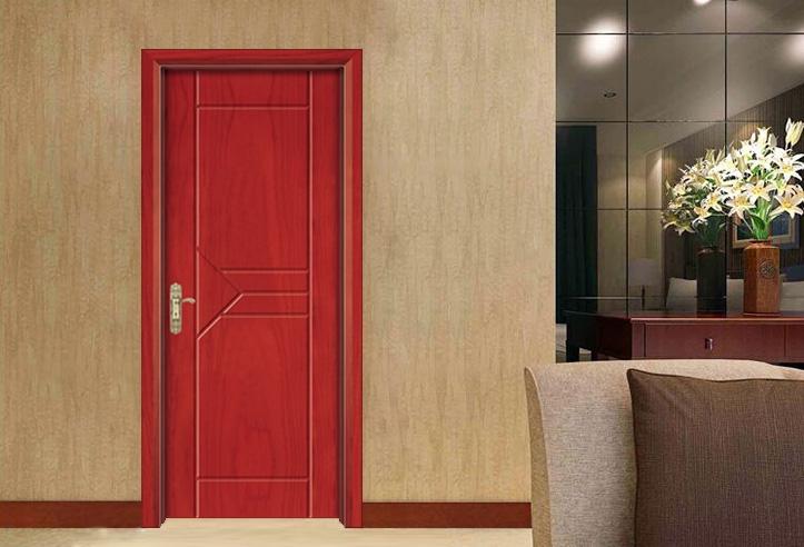 房间烤漆木门