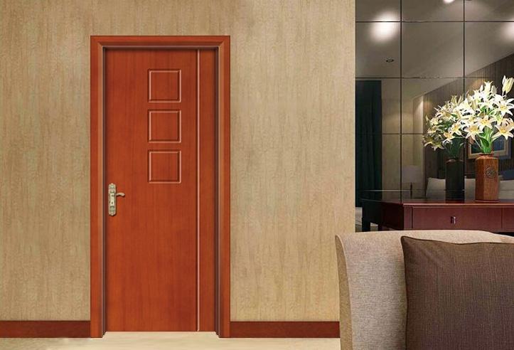 极简烤漆木门