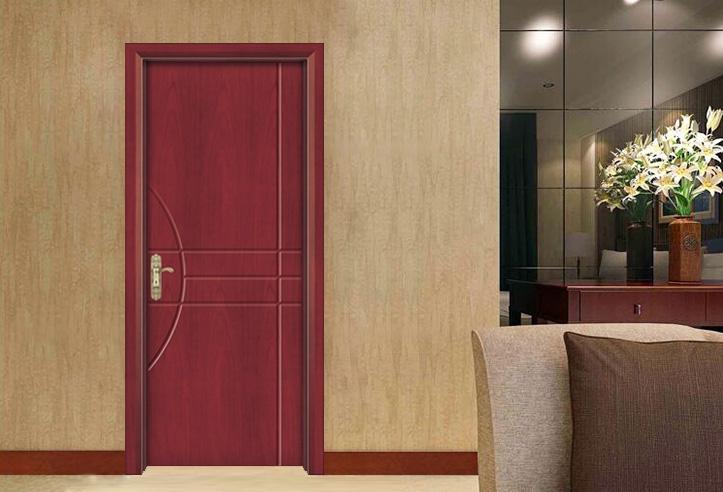 时尚烤漆木门
