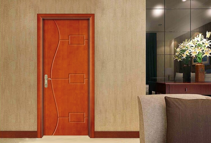 酒店烤漆木门