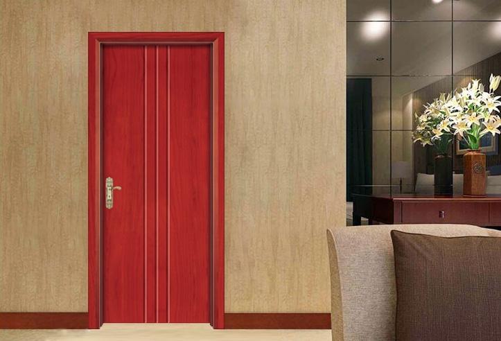 新中式复合木门