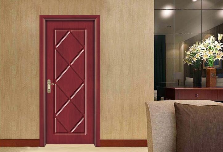 浮雕工艺复合门
