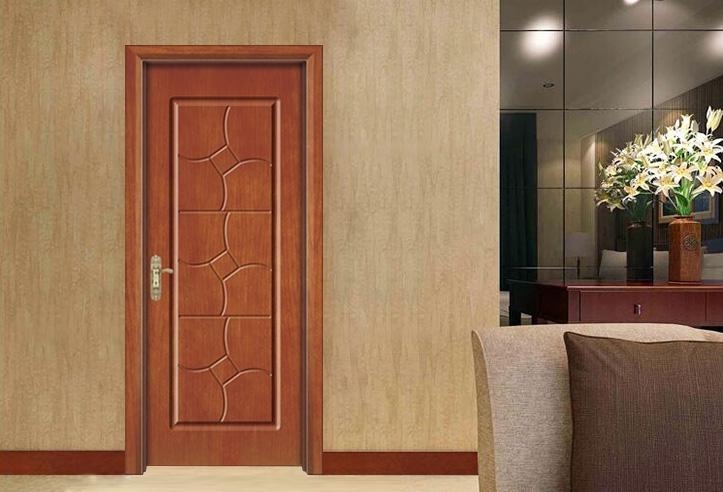 雕花工艺复合门