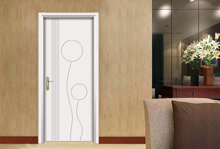 卧室烤漆木门