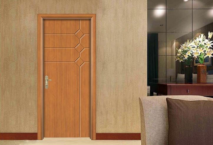 高质量实木复合门