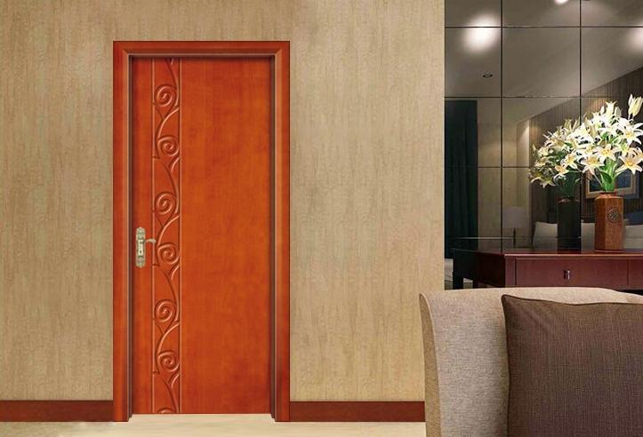 新中式实木复合门