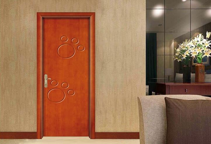 创意实木复合门