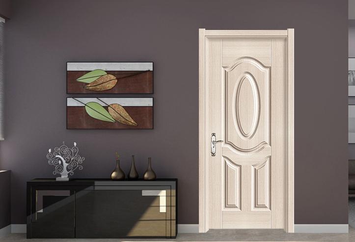 品质实木夹板门